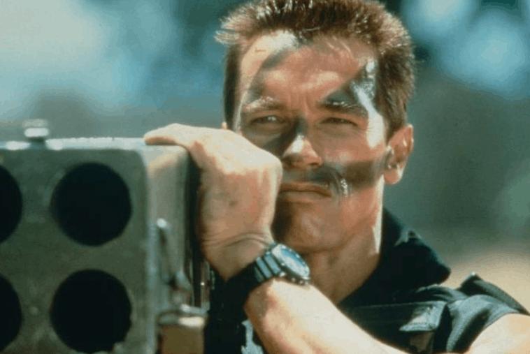 commando 1985 movie