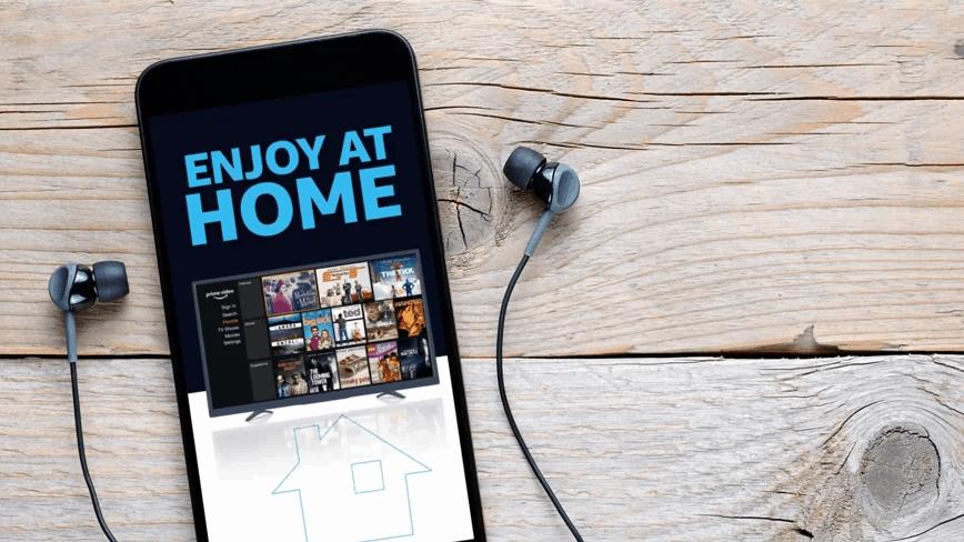 Amazon Prime Home
