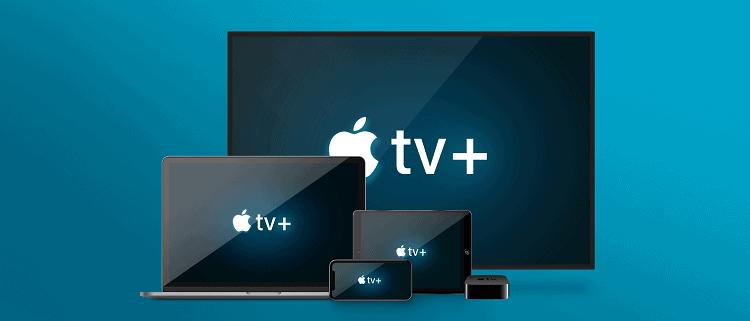 Apple TV Plus Streaming Service