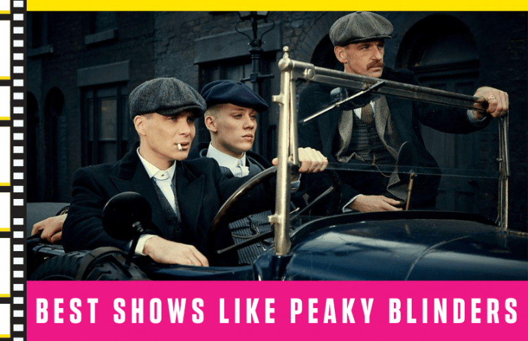 The Best Shows Like Peaky Blinders – Top Recommendations!