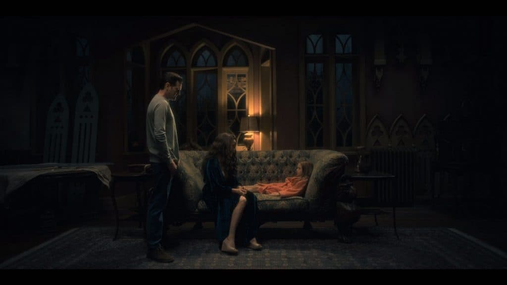 shows like haunting of hill house