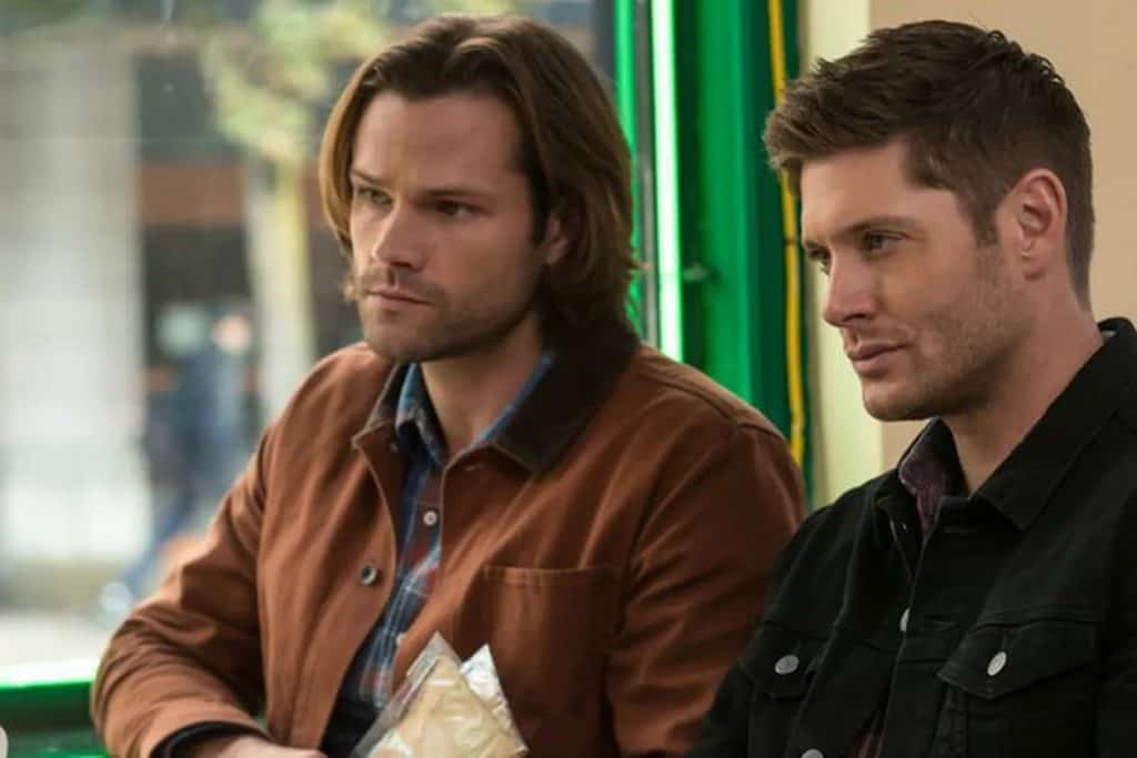 Supernatural shows like psych