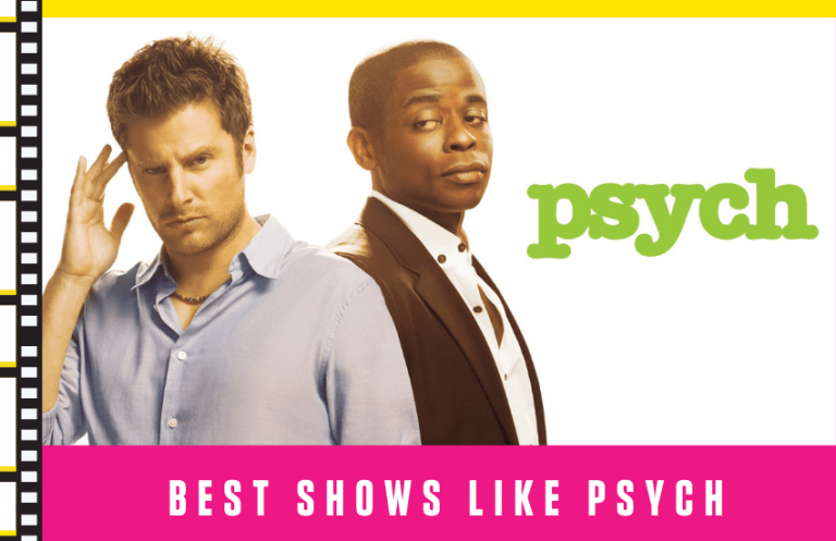 Best Shows Like Psych – Top 5 Shows You'll Love