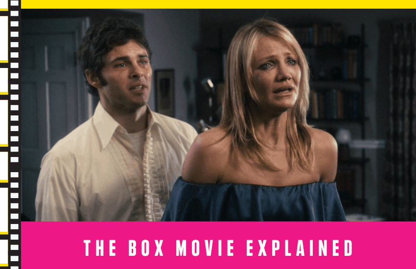 The Box Movie Explained – All You Need to Know