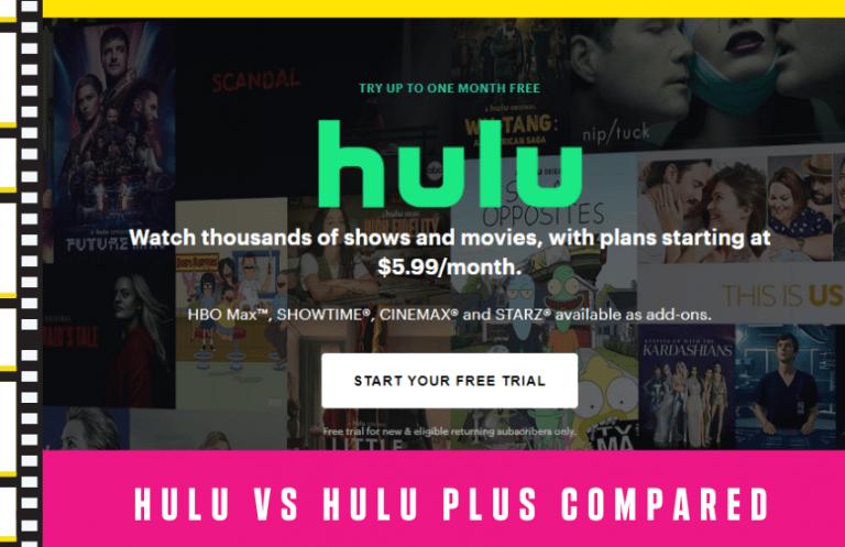 Hulu vs Hulu Plus Compared: Which Should You Choose