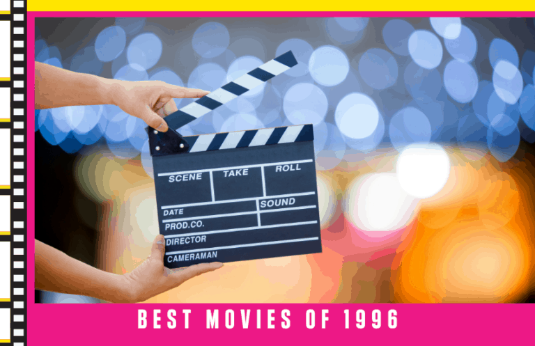 The Best Movies of 1996 You Must Watch