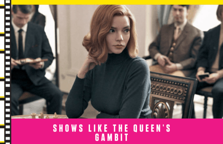 Shows Like the Queen's Gambit