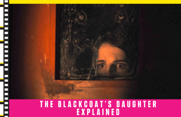 The Blackcoat's Daughter Explained: All You Need To Know