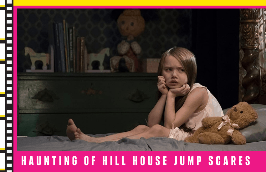 Haunting of Hill House Jump Scares: Your Guide To The Best Chilling Scenes