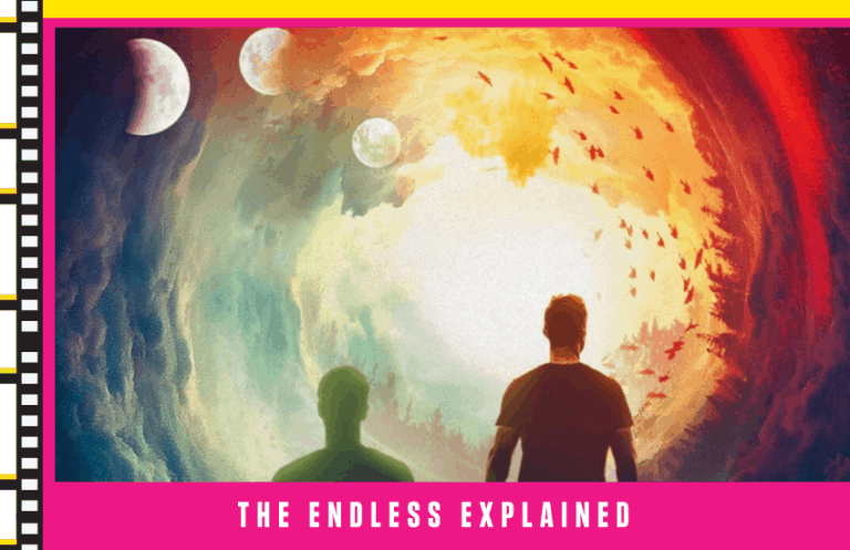 The Endless Explained: Here's What The Ending Really Means